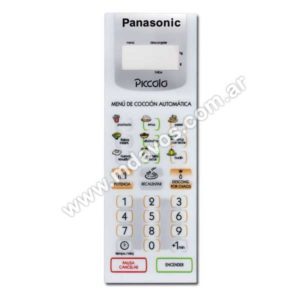 TECLADO MD240 PANASONIC PICCOLO NN-ST357WRPE - ART. 3622