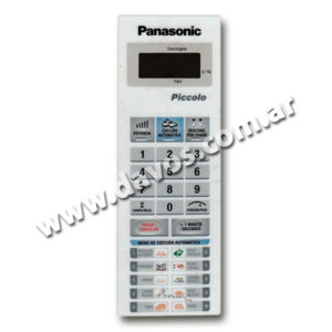 TECLADO MD248 PANASONIC - ART. 3630