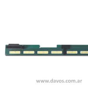 ART. 5965 - TIRA DE 57 LED 60.5CM