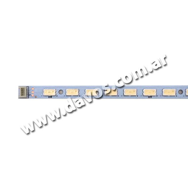 ART. 5970 - TIRA DE 40 LED 361MM