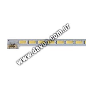 ART. 5973 - TIRA LED LJ64-03515A 6V 80 LED L 94V-0 1244D11
