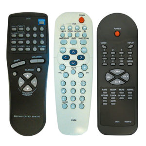 CONTROLES REMOTO TV