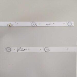 ART. 6481 - TIRA DE LED 7 TELEFUNKEN TKLE4318RTFX 80cm