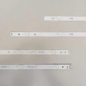 ART. 6509 - TIRA DE LED 5+4 LG 49LJ5500 99cm