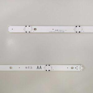 ART. 6510 - TIRA DE LED 5 AA LG 65UJ6320 66,5cm