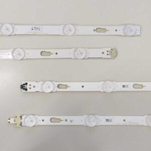 ART. 6534 - TIRA DE LED 5+4 SAMSUNG UN40KU6000GCTC 81,5cm